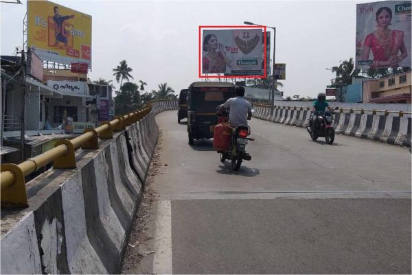 Adinn-outdoor-billboard-Pachalam Rob Incoming, Ernakulam