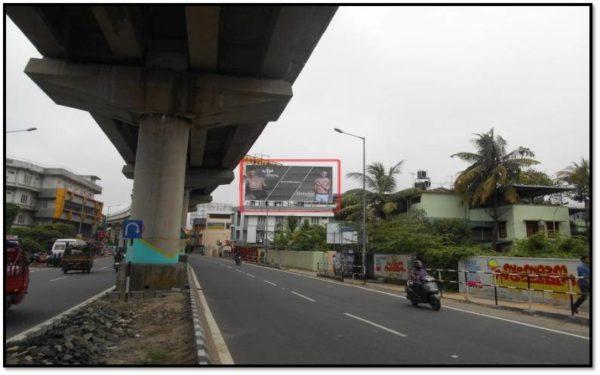 Adinn-outdoor-billboard-Kacheripady, Ernakulam