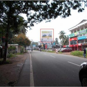 Adinn-outdoor-billboard-HOARDING Westhill Incoming, Calicut