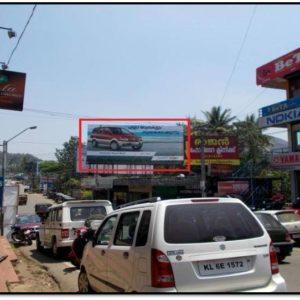 Adinn-outdoor-billboard-Kattappana Town Kumali Road, Idukki