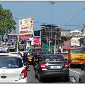 Adinn-outdoor-billboard-Panthalam signal jn, Pathanamthitta