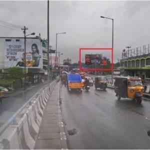 Adinn-outdoor-billboard-RAJAJI ROAD UNIPOLE (INFRONT OF KSRTC)