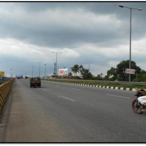 Adinn-outdoor-billboard-Chalakkudy Bridge, Thrissur